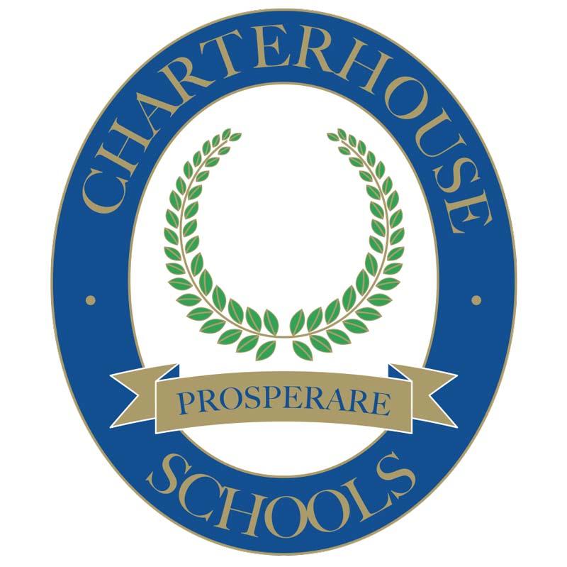 CHARTERHOUSE SCHOOL logo