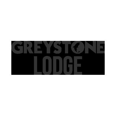 Lodge Website. Greystone Lodge Logo Grey